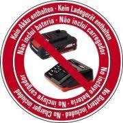 Esmerilhadeira a bateria TE-AG 18/115 Li Solo **Não acompanha carregador e bateria**