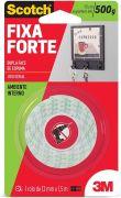 FITA FIXA FORTE 12MM X 1,5M COM ESPUMA 3M