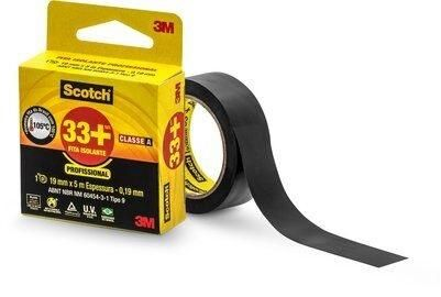 FITA ISOLANTE 33+ 19MM X 5M 3M