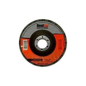 """FLAP DISC 7"""" G-120 BESTFER"""