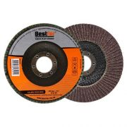 FLAP DISC 4.1/2 G-120 BESTFER