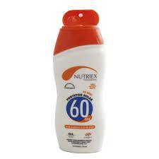 PROTETOR SOLAR FPS 60 1/3 UVA 1L NUTRIEX
