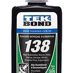 TRAVA E VEDADOR 138 COM 50G TEKBOND